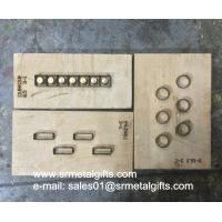 Steel rule hole punch dies, steel blade hole cutting die maker