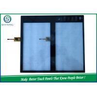9'' Touch Panel 2 Pieces Sensor Glass With 1 Piece Cover Glass COF Two In One Type Manufactures