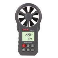 WT87A LCD Digital Anemometer thermometer anemometro Wind Speed Air Velocity Temperature Measuring with Backlight Manufactures