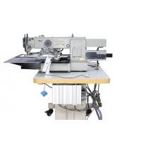 China 2500rpm Industrial Leather Sewing Machine With Working Table 0.1 - 12.7mm Stitch Length on sale