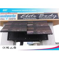 Electronic Front Service Led Display Outdoor Led Billboards / Led Backdrop Screen