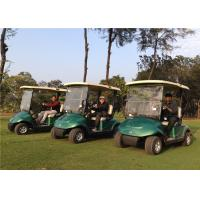 China Easy Go Club 2 Seater Golf Carts Street Legal With 3 KW KDS Motor on sale