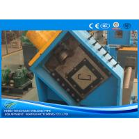 Blue Color Cold Roll Forming Machine C Shape Customized Design Max 3 Ton Manufactures