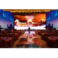China 1/16 Scan Drive Duty Indoor LED Video Wall 1R1G1B Color Configuration on sale