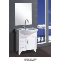 70 X48X85/cm PVC floor mounted bathroom cabinet / bathroom vanity / with mirror for bathroom Manufactures