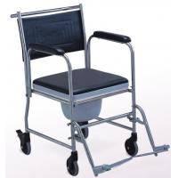 China STAINLESWS STEEL Commode chair on sale