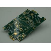 Green Impedance Controlled PCB , BGA printed PCB board Manufactures