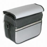 China Bicycle Handlebar Bag, Measures 23 x 18 x 12cm, Customized Specifications are Accepted on sale