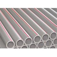 PN25 Industrial Plastic PPR Pipe Color Customization For Rainwater Utilization Systems Manufactures