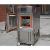 Mini Temperature And Humidity Testing Machine ( Stainless Steel Type ) Manufactures