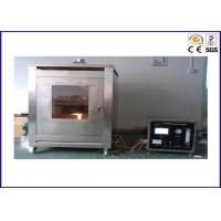 Steel Construction Fire Testing Equipment Fire Resistance Coating Test Furnace ISO 834-1 Manufactures