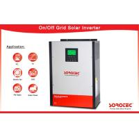1kW On/Off Grid Pure Sine Wave Solar Inverters with 80A MPPT Solar Charge Controller Manufactures