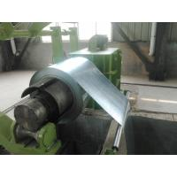 50Hz Stainless Steel Cut To Length Machines , High Speed Cutting Machine Manufactures