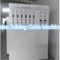China top quality plastic pvc power cable extruding machine line company China factory tellsing on sale