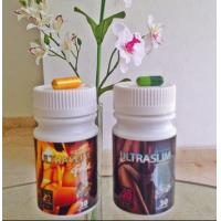 China Genesis UltraSlim Gold Weight Loss diet pills Genesis Ultra Slim Cleansers Fat Burner capsule on sale