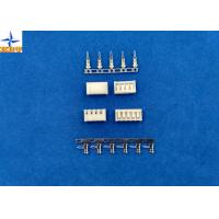 Single Row 2.5mm PCB Board-in Connectors Brass Contacts Side Entry type Crimp Connectors Manufactures