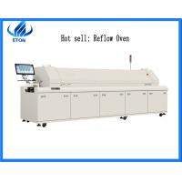Big Type Hot Air Reflow Oven SMT Mounting Machine 20 Mins Warming Time Manufactures
