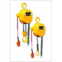 Sell Electric Chain Hoist Manufactures