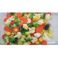 China IQF Frozen Mixed Vegetables 2018 Hot Sale Delicious IQF Mixed Vegetable on sale