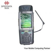 Long Distance Bluetooth Rfid Reader Portable Data Collection Terminal PSAM ISO 7816 Manufactures