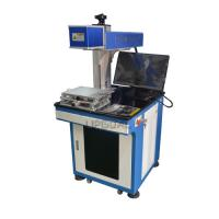 Quality Glass Wood Laser Marking Machine with 30W RF Laser Marking Machine for sale