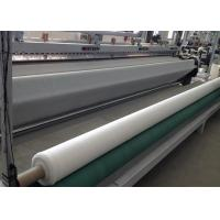 High Strength Geosynthetic Fabric PET Polyester Woven Geotextile Manufactures