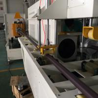China Full Automatic PVC Pipe Belling Machine , Automatic PVC Pipe Cutting Machine on sale