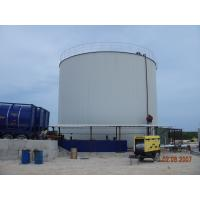 China Energy Saving Bitumen Storage Tank Partial Heating Asphalt Container on sale