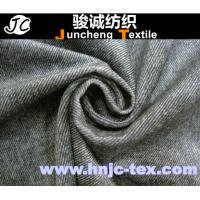 China 100% polyester plaid cotton imitation velvet fabric/imitate velveteen denim on sale