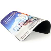 Factory direct sales soft mouse mats with customized design, mouse pad for sublimation Manufactures