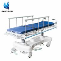 Buy cheap Hydraulic transport medical stretcher from wholesalers