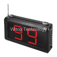 W-99s Digital Receiver For Wireless Waiter Call System Manufactures