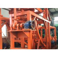 60mm square steel billet low cost small continuous casting machine Manufactures