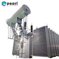 China 110 Kv And 220 Kv High Voltage Power Transformer Electric Substaton on sale