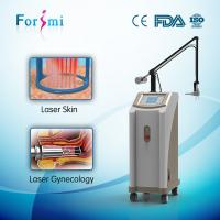 Factory offer micro fractional co2 laser beauty machine to treat skin resurfacing Manufactures
