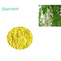 China CAS 6151-25-3 Organic Quercetin Powder Extracted By Sophorae Japonic L on sale