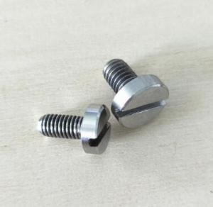 Buy cheap Duplex 2205 Fasteners Pan Head Screw Medium Carbon Steel Material 8.8 Grade from wholesalers