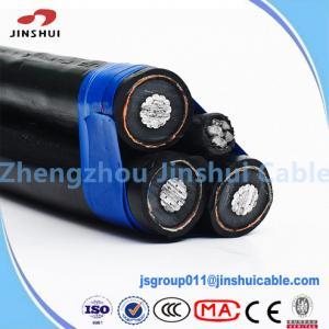 China Low Voltage Triplex Service Drop Cable ACSR Conductors In Transmission Line on sale