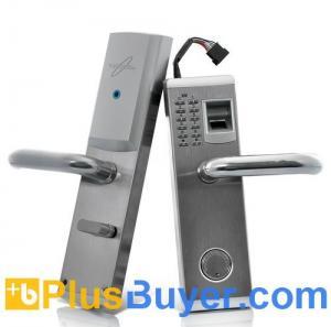 Aegis - Heavy Duty Biometric Fingerprint and Deadbolt Door Lock - Right Manufactures