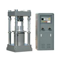 China Automatic Electric Concrete Compressive Strength Machine For Building Materials on sale