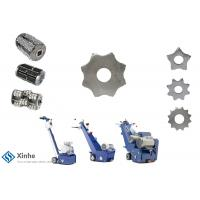 8 Teeth Replacement Cutters Blastrac Scarifier Accessories Floor Scarifiers & Scarifying Machines Parts Manufactures