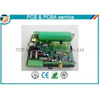 2200mA 18650 Charger PCB Assembly Services With Thick Gold Plating Surface Manufactures