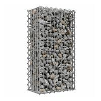China 2x1x1 Cheap Stone Gabion Wires Box Wall Gabion Basket Wire Mesh Fencing on sale