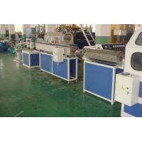 Firbre Enhancing Soft Plastic Pipe Production Machine 440V Energy Efficiency Manufactures