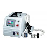 500W Q Switched ND YAG Cosmetic Laser Beauty Machine For Clear Skin Diet 1064nm