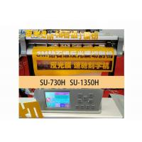 4 Ft Reflective Film Cutting Plotter Machine , Laser Positioning Engraving Plotter Machine Manufactures