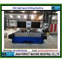 CNC High Speed Drilling Machine (With Hydraulic Clamps) Manufactures