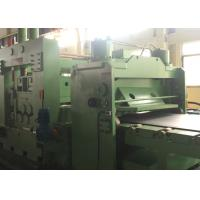 China 800-12000 Mm Wire Cut To Length Machine , Plate Cutting Machine 9 Roller High Precision on sale
