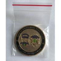 Quality Free Design Customized Soft Enamel 3D Challenge Coin Manufacturer for sale
