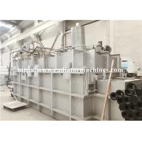Gas Fired Metal /Aluminum Melting Furnaces Ingot Casting Line with Charging